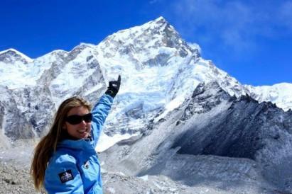 Monte Everest / Arquivo pessoal