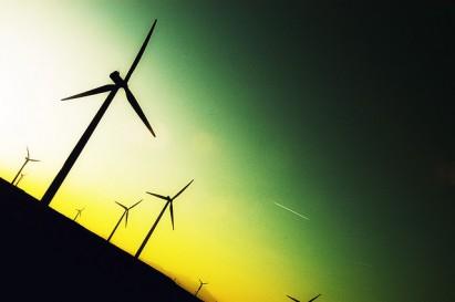 Ásia lidera produção de energia eólica no mundo
