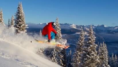 Colorado vive o auge da sua aventura gelada