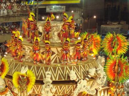 A sustentabilidade chega também ao Carnaval do Rio de Janeiro