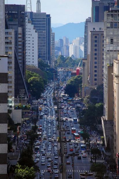 São Paulo vai receber 285 mil estrangeiros durante a Copa-2014