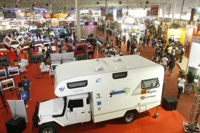 Adventure Sports Fair repete as oficinas de aventura
