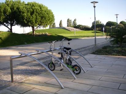 Nem a bike é poupada dos