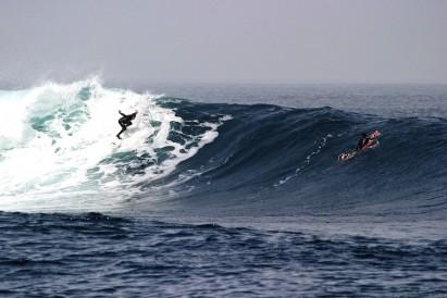 André, um cigano por amor ao surfe
