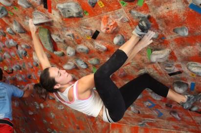 Venha para o mundo da escalada!