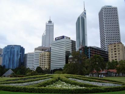 Austrália tem grande poder financeiro