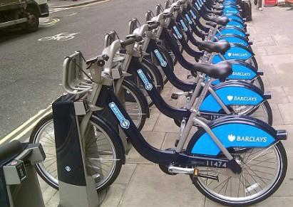 Bike Londres / Divulgação