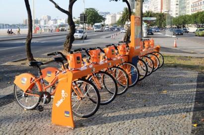Aluguel de bike é sucesso em outras capitais brasileiras