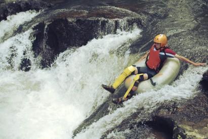 Gonçalves (MG) é conhecida pelos esportes de aventura