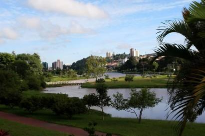 Lago do Taboão / Bragança Paulista