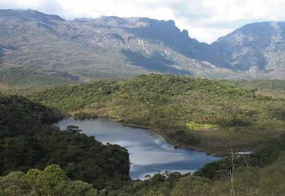 Caraça - Município de Santa Bárbara (MG)