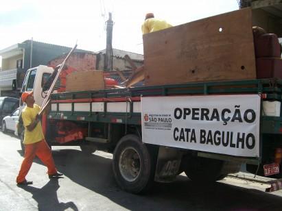 São Paulo declara guerra ao lixo