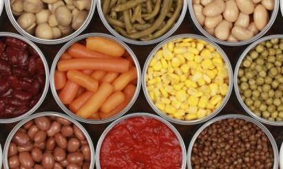 Alimentos enlatados / Divulgação