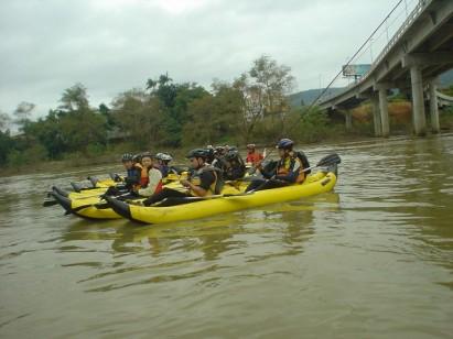 Rio do Sul (SC) recebe Etapa Bituin 2011 de corrida de aventura