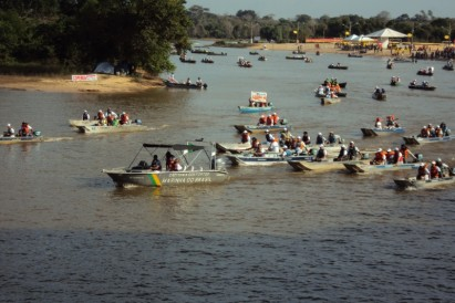 Pesca embarcada fecha com chave de ouro o 31º FIPe
