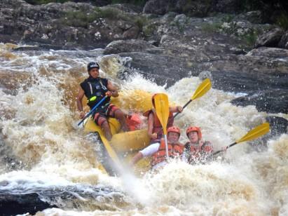 Divulgação / Montana Rafting