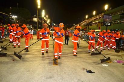 Rio festeja Carnaval mais limpo