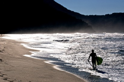 Surfe e SUP em alta
