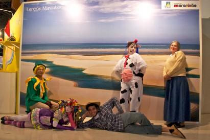 Mais de 115 mil pessoas visitaram a 6ª edição do Salão do Turismo