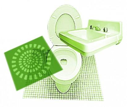 Aprenda como limpar o banheiro sem o uso de produtos químicos