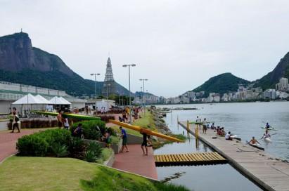 Canoístas duelam no Rio de olho nos Jogos Olímpicos de 2012