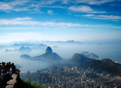 Feira movimenta o Rio
