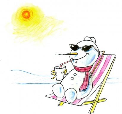 Ambientes e alimentos mais frescos graças ao sol