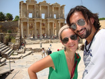 Diego e Gabriela / Arquivo pessoal