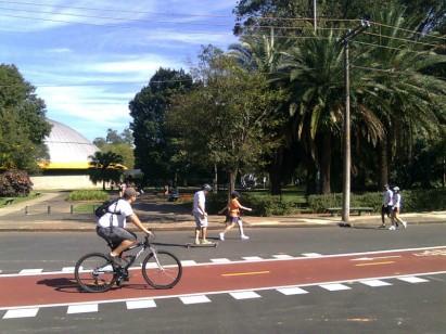 Bike Parque do Ibirapuera / Divulgação