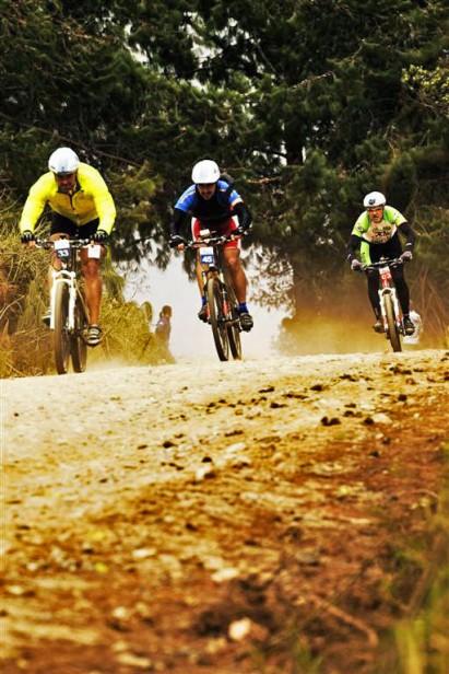 Mountain bike é um esporte de aventura