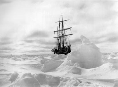 Endurance – A lendária expedição de Shackleton à Antártida