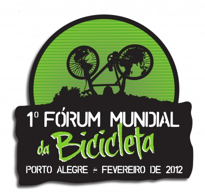 Porto Alegre sedia 1º Fórum Mundial da Bicicleta