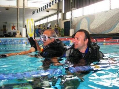 Mergulho para a vida