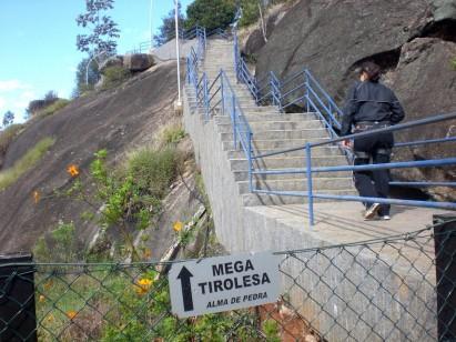 Mega Tirolesa / lgmiguez