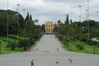 Parque da Independência / Divulgação