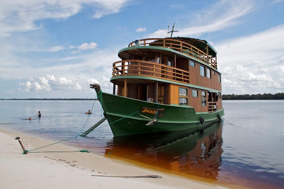 Parte 1: Rio Negro: Diário de bordo