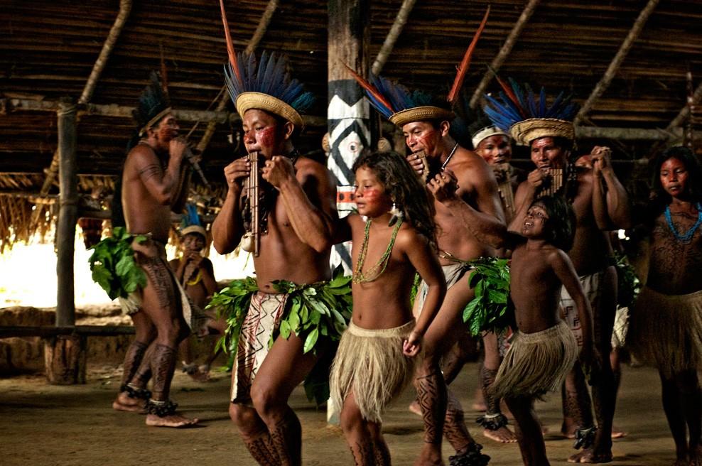 Parte 2: Tribo Tukano, seus ritmos e a descoberta do turismo
