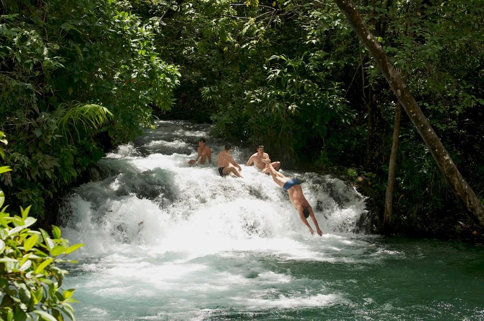Parte 2: Dunas, poço, cachoeira... Haja fôlego!