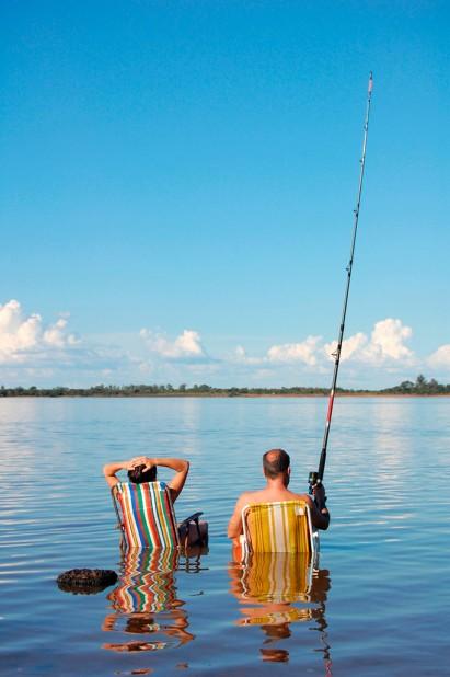 A pesca como uma ação turística