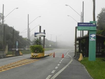 Parque da Serra do Mar fechado