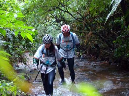 São José dos Pinhais abre circuito paranaense de corrida de aventura