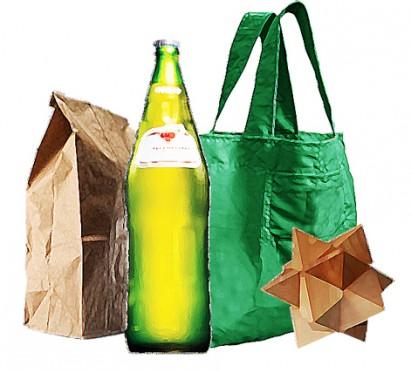 Oito valiosas dicas de como evitar o uso de embalagens plásticas