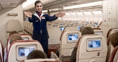 TAM faz coleta seletiva nos voos pelo país