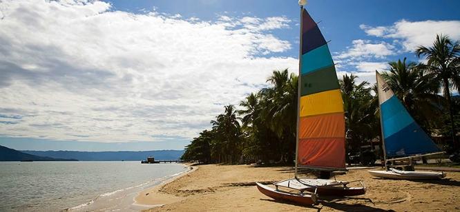 Ilhabela do mar, da vela e das trilhas!